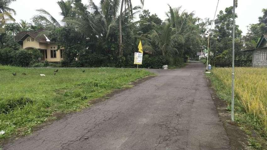 TANAH MANGKU ASPAL 800m Jogja Eco Wisata 6 Menit Kampus UII