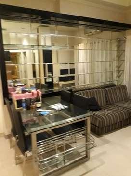 Apartment MOI Kelapa Gading tower Santa Monica Bay type 2BR Furnish