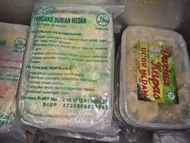 Pancake durian medan asli ya