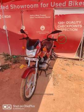 Good Condition Bajaj Ct100 Std with Warranty |  5146 Bangalore