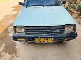 Toyota starlet geniun condition