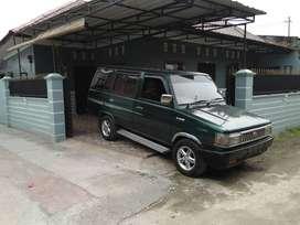 jual mobil toyota kijang super grand extra 1,8 tahun 1996