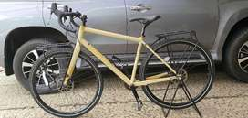 Dijual Sepeda Touring Polygon Ben Riv size 49