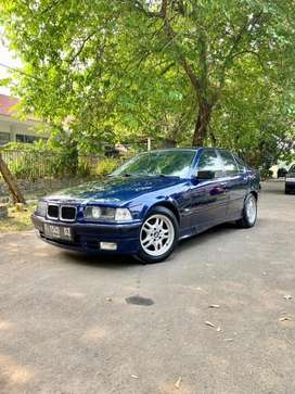 BMW E36 318 m43 1996 Manual