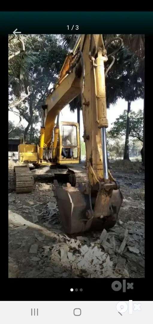 BEML Excavator 0