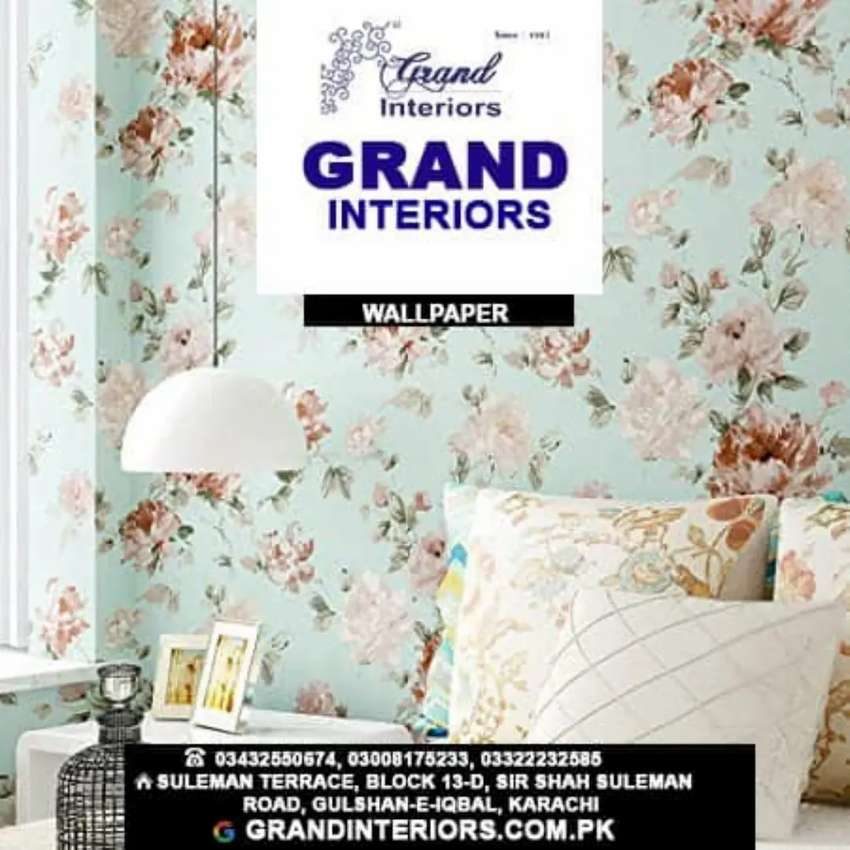 Ambitious wallpapers and wallpanel by Grand interiors 0