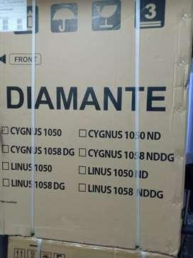 mesin pengering merk Diamante