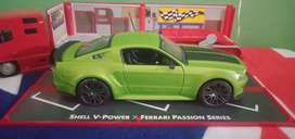 Diecast super car Ford mustang brand Maisto kondisi seken mulus
