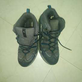 Quechua Mountaineering shoes