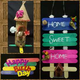 Fancy Handy Craft *Price starting from 60/- To 300/-*