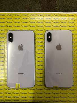 Iphone xs 64gb Gold & silver