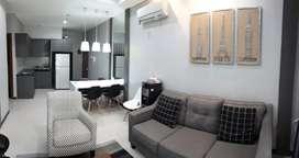 Disewakan Bulanan, 2bedroom uk.82m full furnish