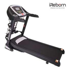 Hemat Biaya Treadmill Elektrik Moscow M1 Fitness 111