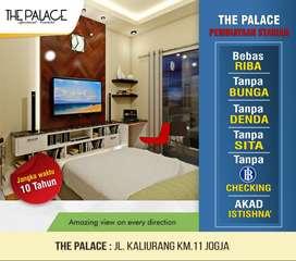 Apartemen The Palace Jogja Ramah Penduduk danPendatang