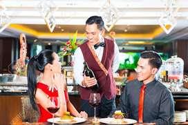 Required Urgent Waiter // Steward // Captain // K. Helper >998732O9O6