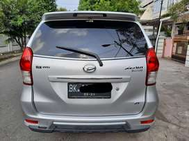 Daihatsu Xenia R Sporty AT Matic Silver 2013