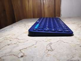 Keyboard wireless Logitech k380