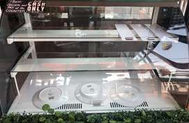 Pastry Cold Counter, Cake Counter 4ft Rs 50,000
