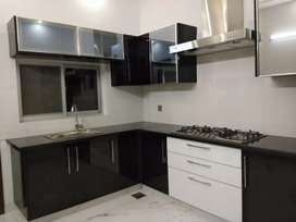 10 marla brand new portion available for rent in pak arab society