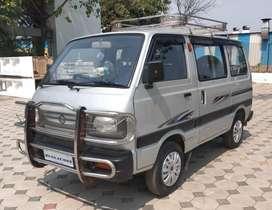 Maruti Suzuki Omni 8 Seater BSIV, 2011, CNG & Hybrids