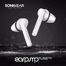 EarPhone SonicGear TWS 5 Pro Wireless Stereo Earbuds