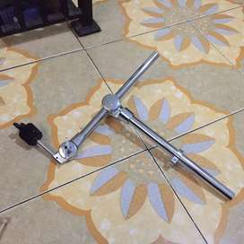 peace adapter boom arm cymbal