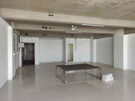 2000 sqft Office for rent in north plaza chandkheda
