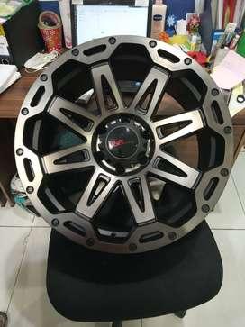 Jual Velg Mobil Untuk Fortuner Pajero Triton Hilux DC Dll