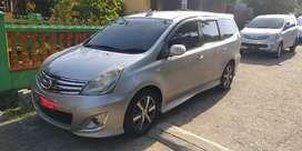 Nissan Grand Livina HWS 2012