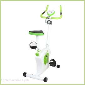 Apple Magnetic Exercise Cycle, Gym Bike, In Pursuit of Good Health.