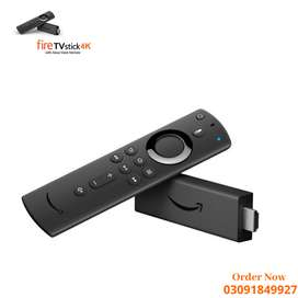 Amazon Fire TV 4K With Alexa Voice Remote (2nd Generation)