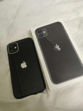 Iphone 11 '6 months warranty Left In Brand New Condition