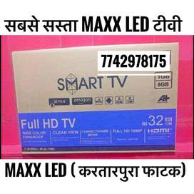 "32"" FULLY SMART LED TV. CALL FOR BEST OFFERS"