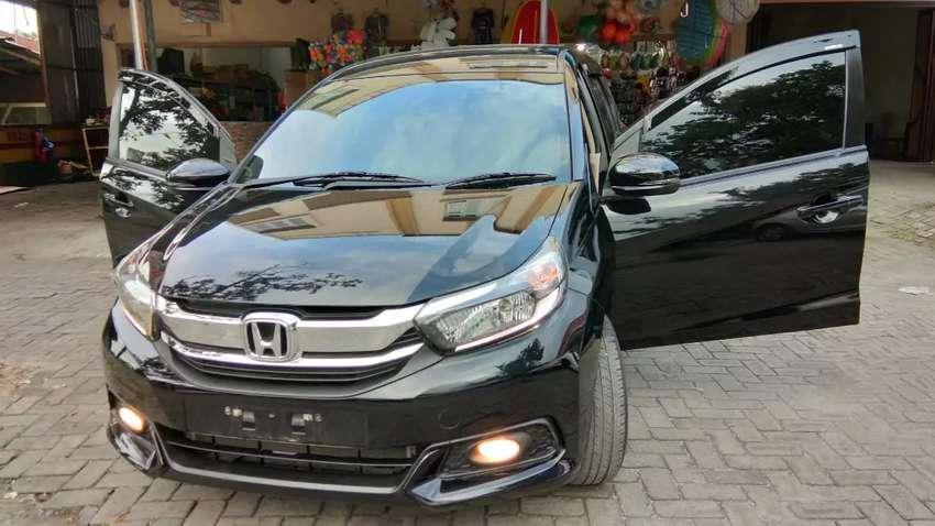 mobilio E manual 2017 DP14jt km22rb BK Medan PKB 11/2020 facelift 0ri 0