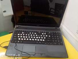 ACER WORKING LAPTOP in 4999