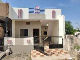 In this property you will got 2 bedroom, living hall, modular kitchen
