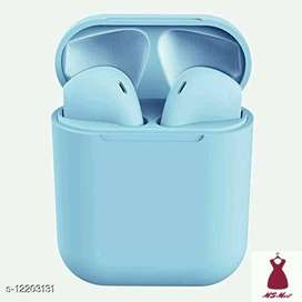 Livewell I12 TWS True Wireless Stereo Airpods with Portable Charging