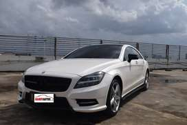 Mercedes Benz CLS 350 Tahun 2012 / 2013 Automatic Sunroof