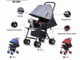 Stroller space baby 400rb ready