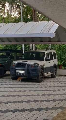 Mahindra Scorpio 2015 Diesel 27500 Km Driven