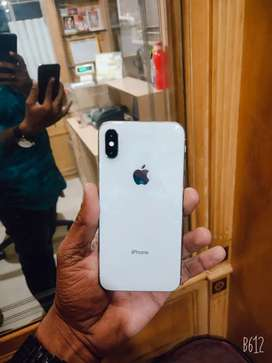 IPhone X 256GB at 35k With Excellent Condition.!!