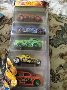 New pack of hot wheel cars