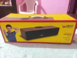 Ubon wooden wireless speaker new sealpack