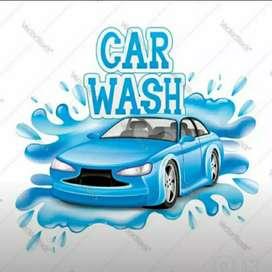 Wash your car your doorstep