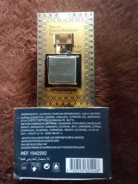 Parfum baccarat out isi 70mili