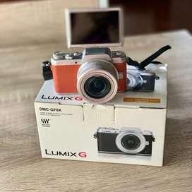 Panasonic Lumix GF8 Fullset