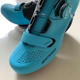Sepatu sepeda balap road bike cleat bontrager