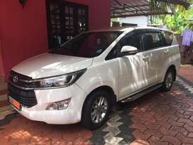 Toyota INNOVA CRYSTA Diesel Good Condition