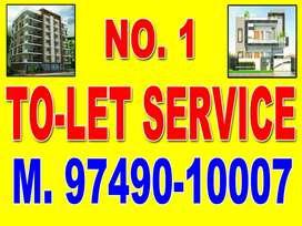 Independent kothi, flat,