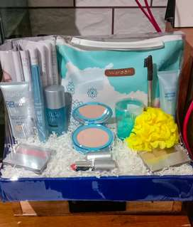 Parsel Seserahan / Hantaran Pernikahan / Paket Kosmetik